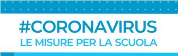 Coronavirus: le misure per la scuola
